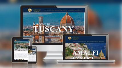 ci destinations website
