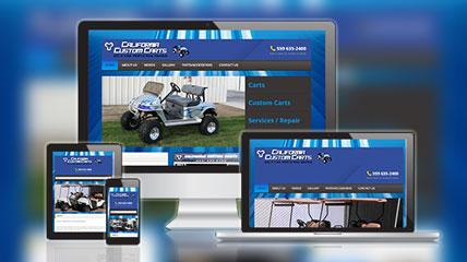 California Custom Carts