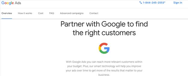 Conclusion on Google Guaranteed