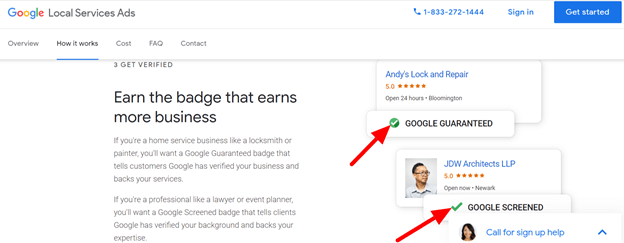 Top 7 Tips To Become Google Guaranteed Effectively