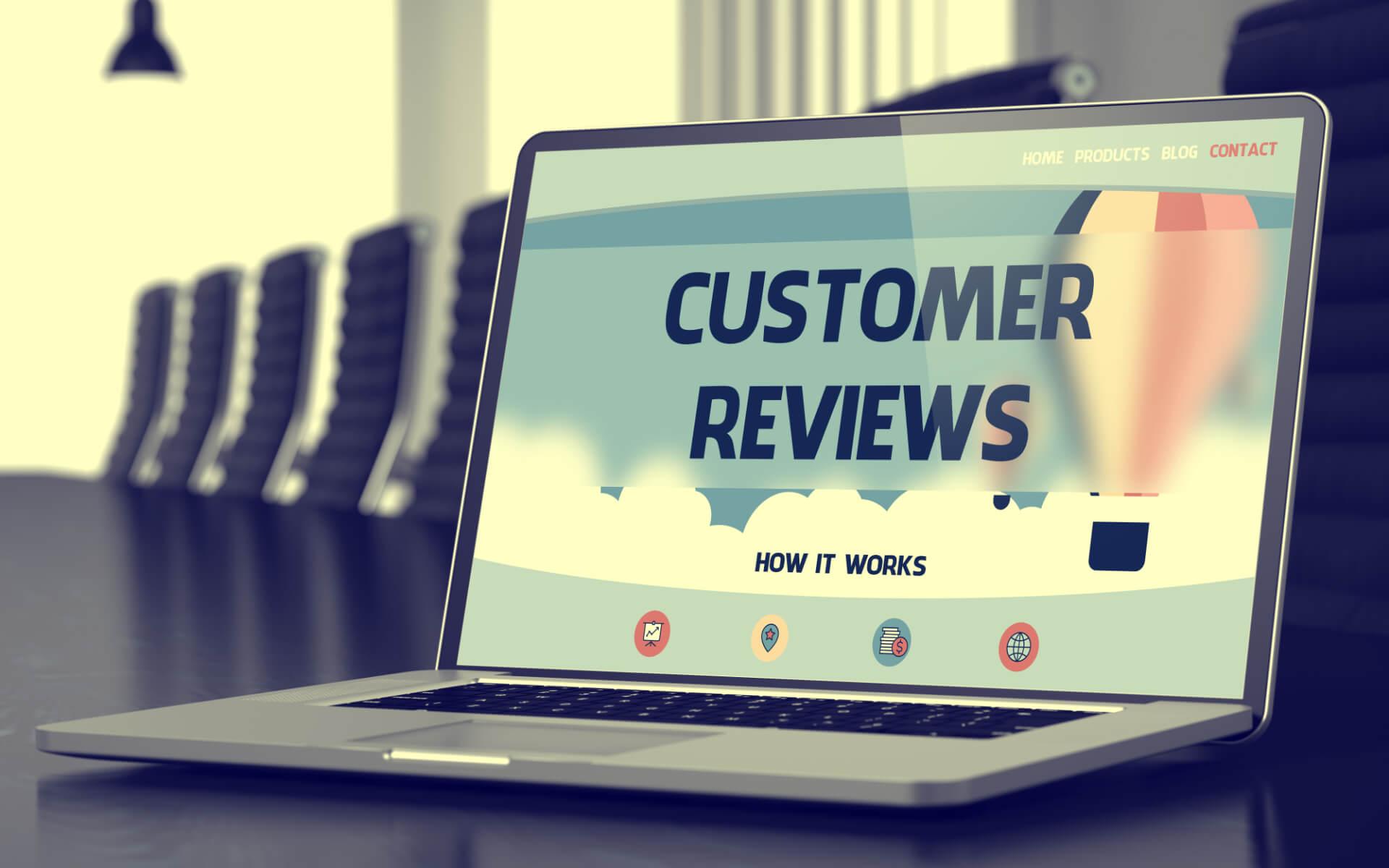 Customer Service Reviews