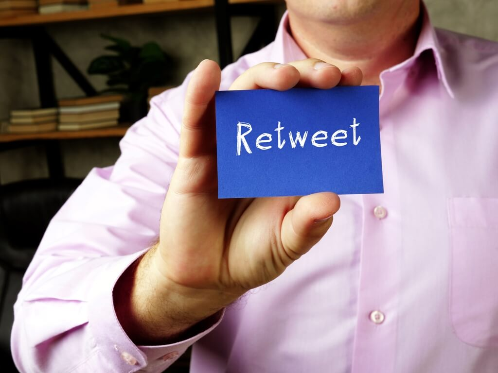 Retweeting the Tweets of Others
