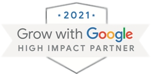 2021 Growth With Google High Impact Partner