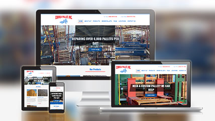 correas pallets website