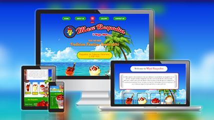 maxi raspados website