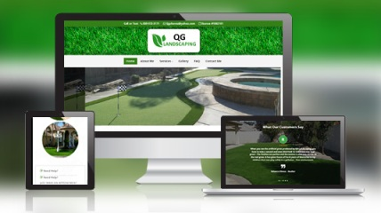 quality grass website