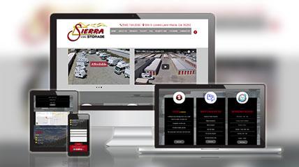 Sierra Mini Storage Visalia