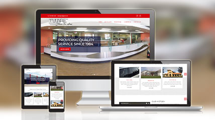 tulare glass company website