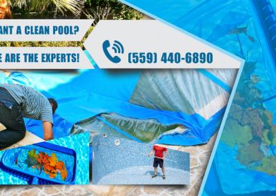 Caribean Pool Service Web Banner