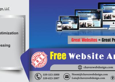 Chavez Web Designs Facebook Cover