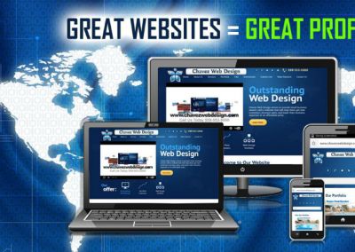 Chavez Website Designs