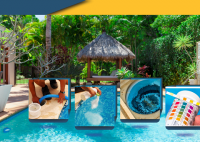 Sea Breeze Pool Service Website Banner