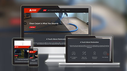 Carpets Services Website