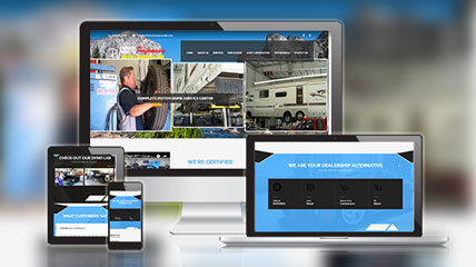 Auto Services Website