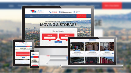 Moving and and Packing Website