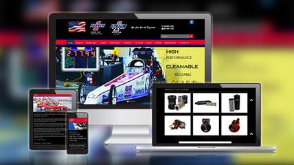 System Filters Website