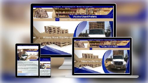 Visalia Used Pallets Co.