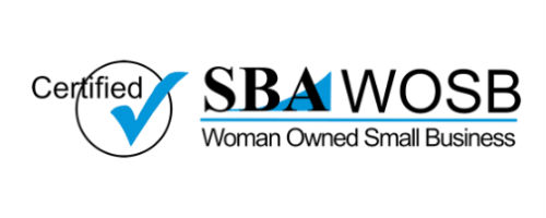 Certified SBA WOSB