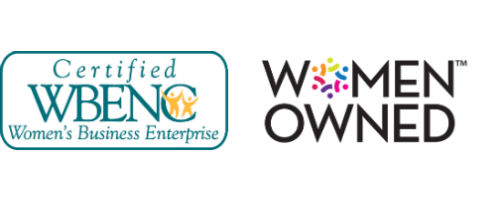 Certified WBENC Woman Business Enterprose