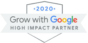 google partner logo high impact partner